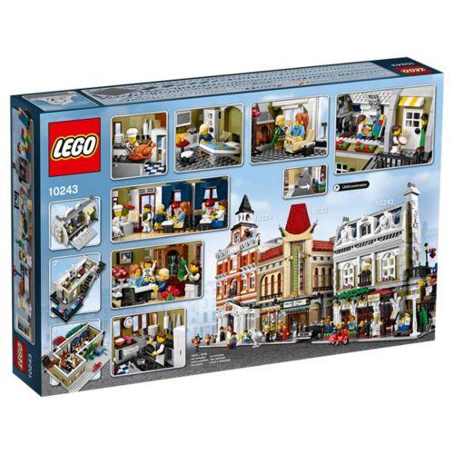 Lego 10243 Le restaurant parisien pas cher Achat / Vente Lego
