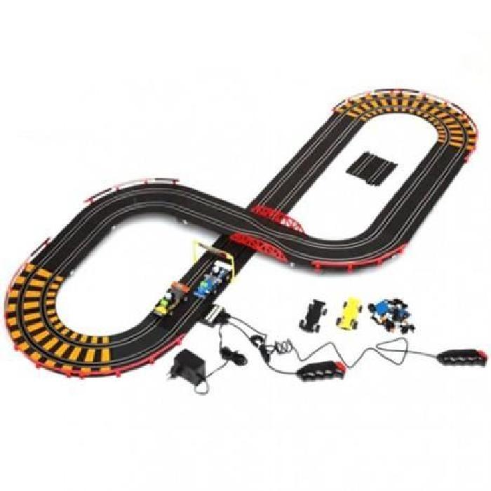 Circuit Voiture Scalextric Achat / Vente voiture à construire