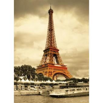 Puzzle 1000 Pièces : France, Paris : La Tour Eiffel, Perre