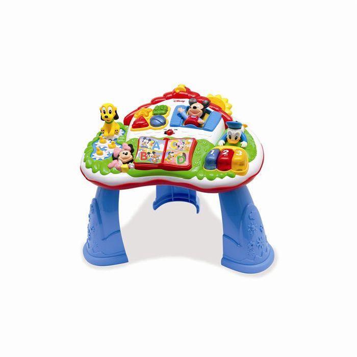 La Table d'Activités de Mickey Achat / Vente table jouet d