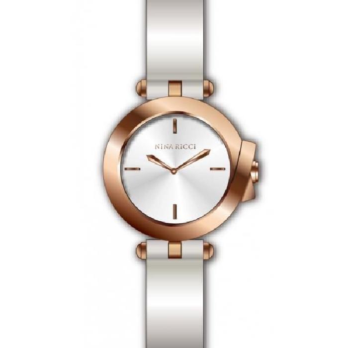 montre NINA RICCI N067004 Blanc, Achat/vente montre