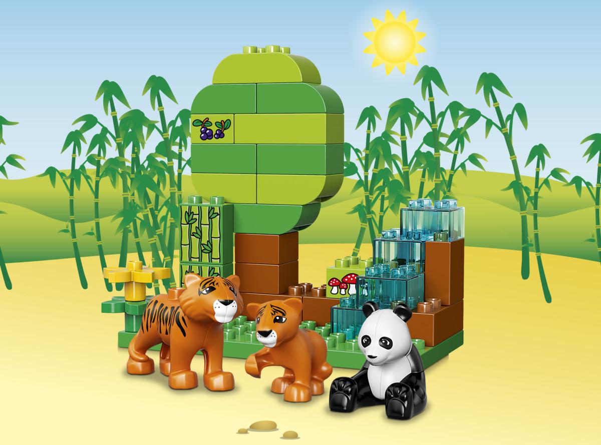 LEGO® DUPLO® Ville 10805 Le Tour du Monde Achat / Vente assemblage