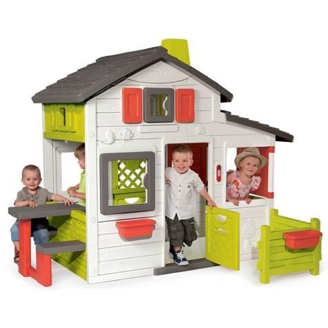 SMOBY Maison enfant Friends House Achat / Vente maisonnette