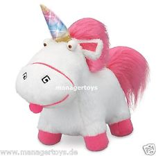 Despicable Me licorne en peluche animal en peluche Agnes FLUFFY