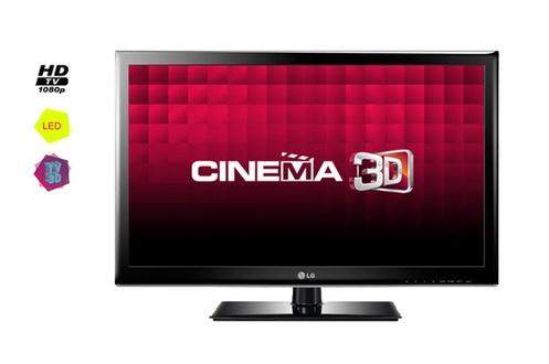 Avis clients pour le produit TV LED Lg 42LM3400 LED 3D