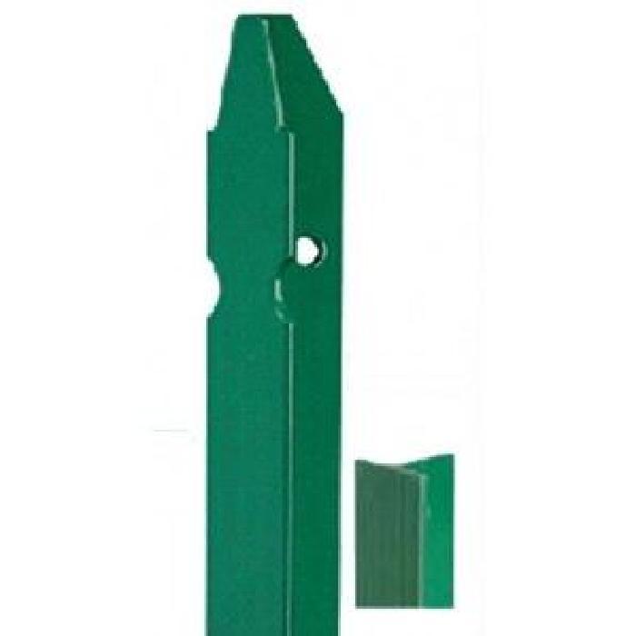 Piquet T plastifié vert 30 30 Hauteur 1,20 m Achat / Vente piquet