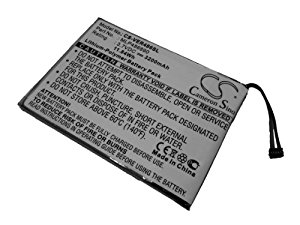 vhbw Batterie 3200mAh (3.7V) pour tablette, pad, netbook Viewsonic
