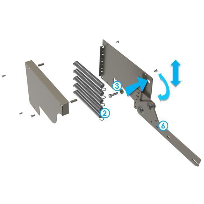 Achat / Vente pièce meuble Pièces détachées pour Lit e