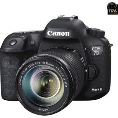 Appareil photo Reflex Canon EOS 7D MARK II + 18 135 IS STM