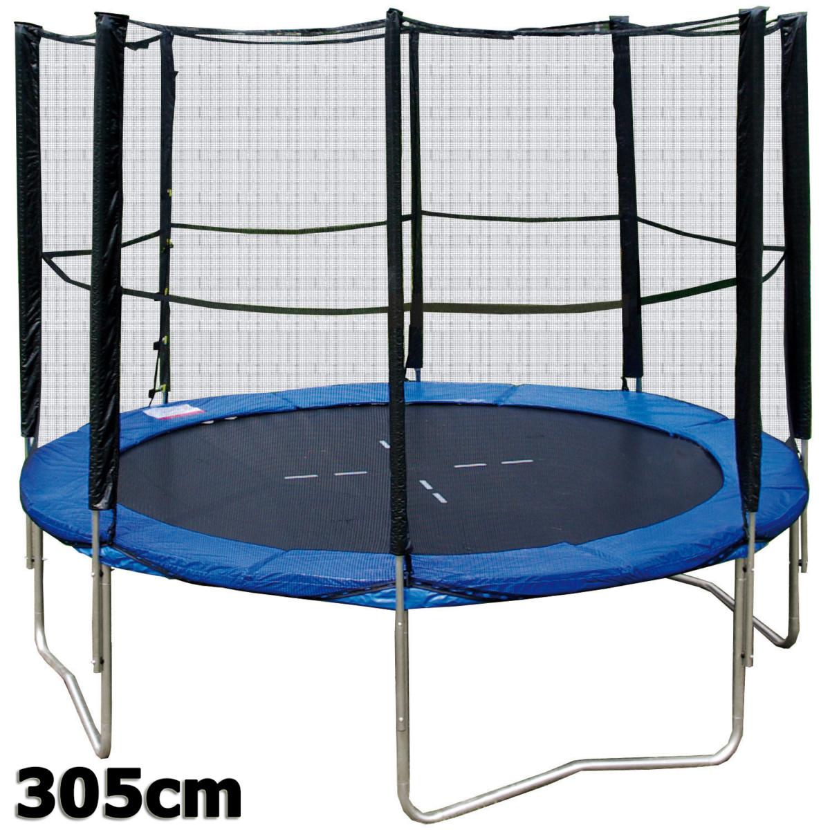 Filet de sécurité pour trampoline 183 244 305 366 430