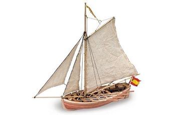 Maquette Maquette bateau en bois : San Juan Nepomuceno Artesania