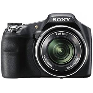 Sony DSC HX200V Appareil photo bridge Zoom optique 30 x 18,2 Mpix 3D