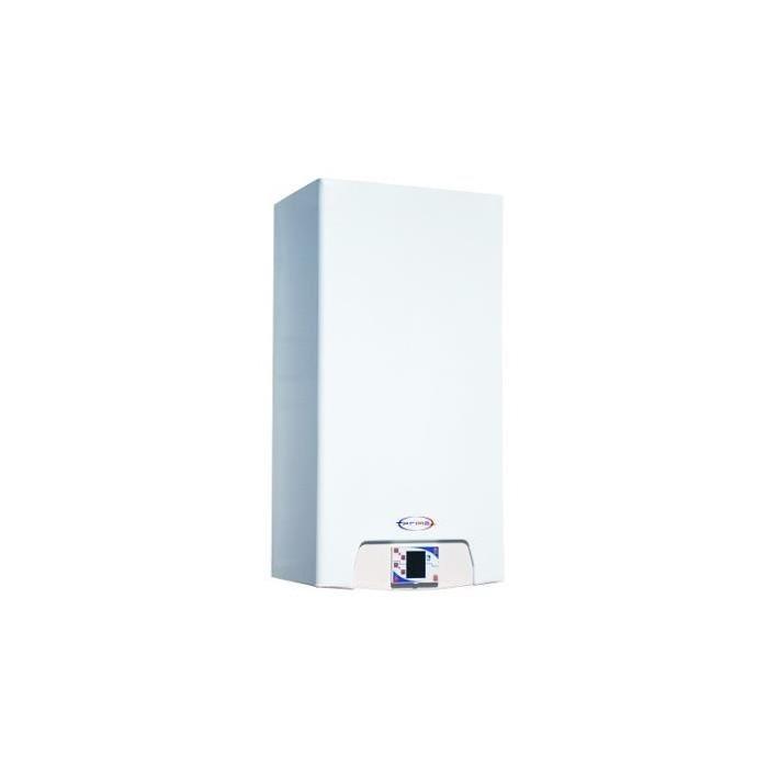 gaz à condensation modulante 6 à 30 kw. Gaz naturel + kit GPL kit