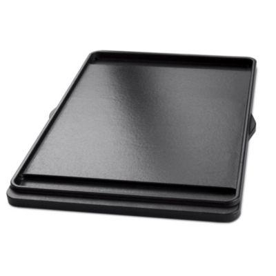 Plancha WEBER en fonte Spirit E210, Accessoire barbecue Plancha sur