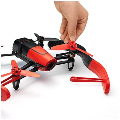 Parrot BeBop Drone Connecté Jaune pour Smartphone/ Achat drone pas