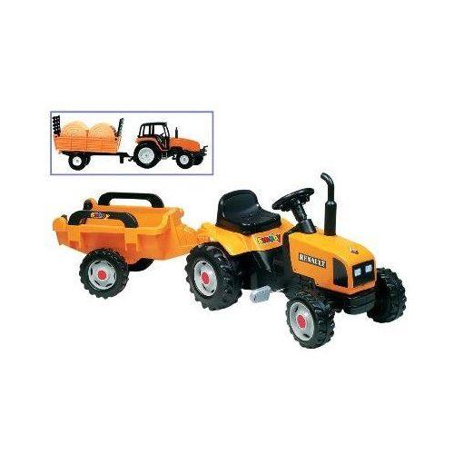 Avis sur » Tracteur Renault À Pédales Avec Remorque » Jeux de