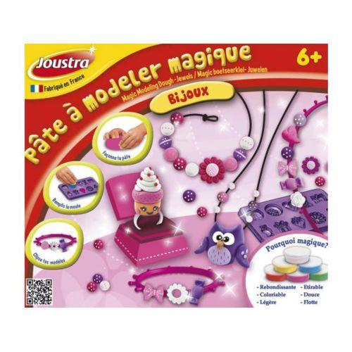 Joustra Pâte à modeler magique : bijoux 41903 pas cher Achat