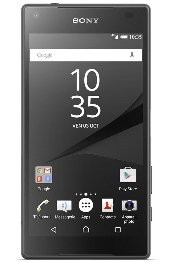 Mobile nu Sony XPERIA Z5 COMPACT NOIR (4168739)