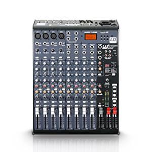 Tables de mixage LD SYSTEMS LD LAX 12 D USB Hybrides analogiques/usb