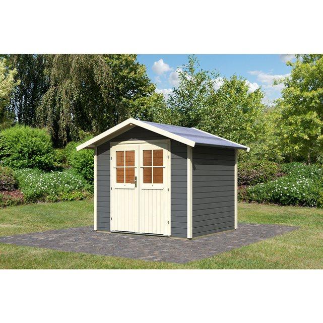 Porte pour abri de jardin en bois topiwall for Porte pour abris de jardin