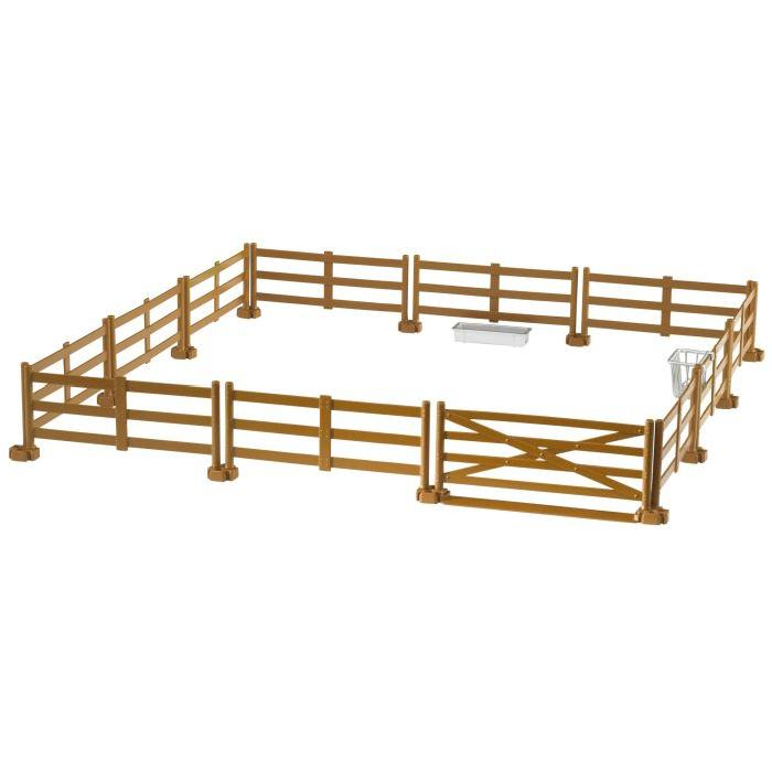 Enclos à chevaux avec accessoires Accessoires inc? Achat / Vente