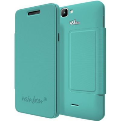 Etui Wiko Folio Back Cover Wiko Rainbow 4G