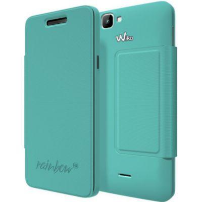 Etui Wiko Folio Back Cover Wiko Rainbow 4G