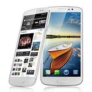 Mobile Smartphone Téléphone Octa Core 6,5 pouces Android 4.2 «Ares