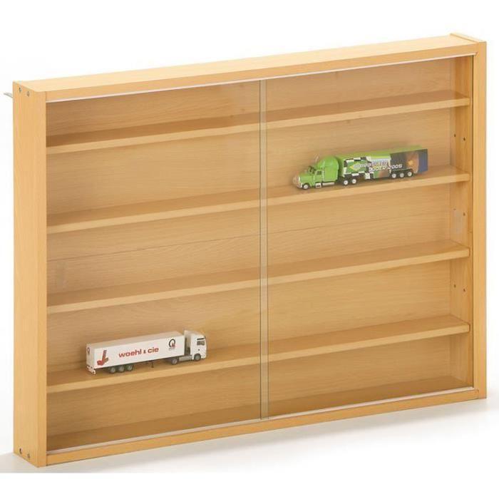 miniatures mettra en valeur tous vos objets de collection, avec 2