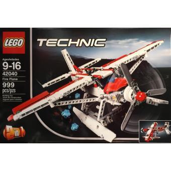 LEGO® Technic 42040 L'Avion des Pompiers Lego Achat & prix Fnac
