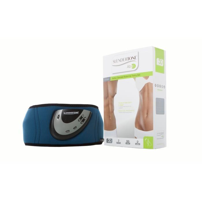 slendertone ceinture flex unisexe Achat / Vente ceinture