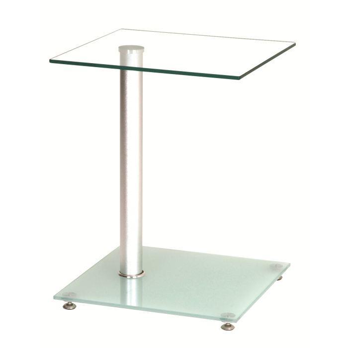 Table d'appoint design en verre Pedro Achat / Vente table d'appoint