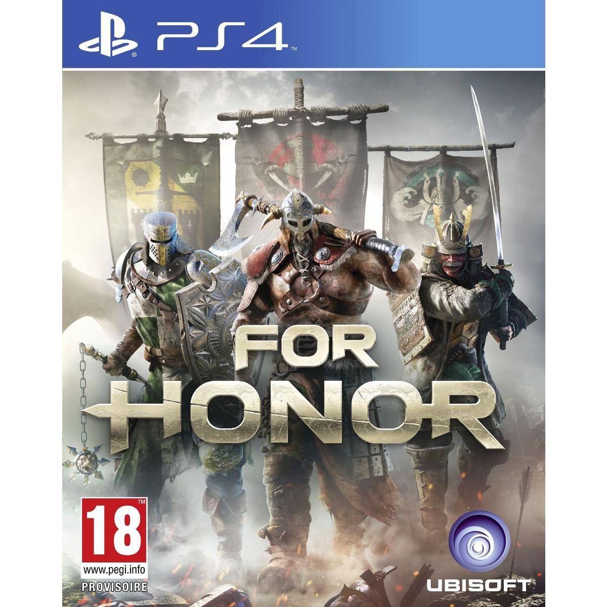 PS4 Achat / Vente jeu ps4 nouveauté For Honor Jeu PS4