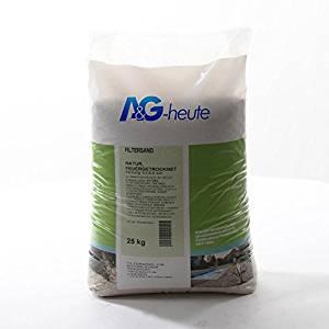 Sac de sable de quartz pour système de filtration à sable de piscine