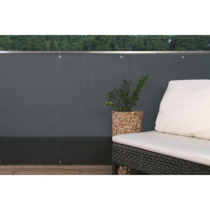 brise vue gris pas cher. Black Bedroom Furniture Sets. Home Design Ideas