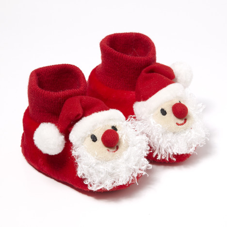 chausson noel bebe Chausson noel bebe   Chaussure, boots, moccasion & botte chausson noel bebe