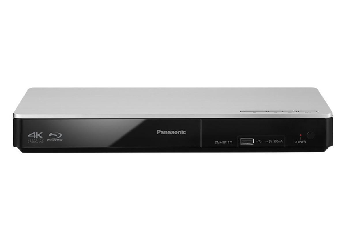 Lecteur Blu ray Panasonic DMP BDT171EF (4095146) |