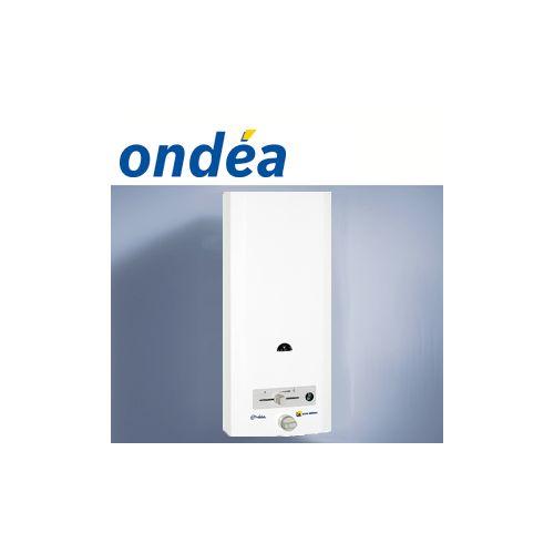 Planete Plein Air Chauffe eau à gaz Ondéa sans mélangeur pas