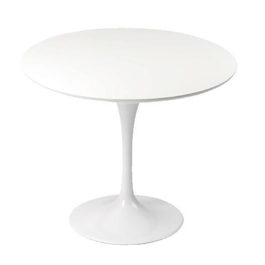 / Vente table a manger seule Table design ronde Tulipe