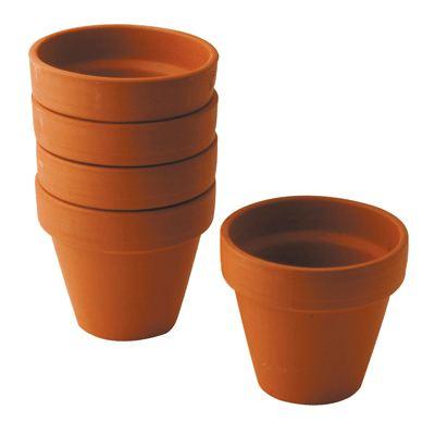 pots de fleurs en terre cuite - topiwall