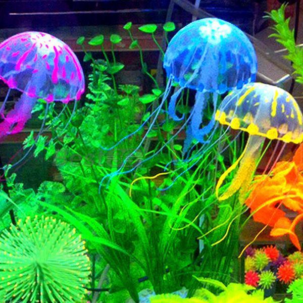Decoration Aquarium Poisson Flottant