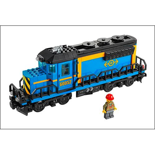 Lego 60052 City Le train de marchandises