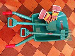 de Jardinage Bosch avec Brouette, 4 Pièces: Jeux et Jouets