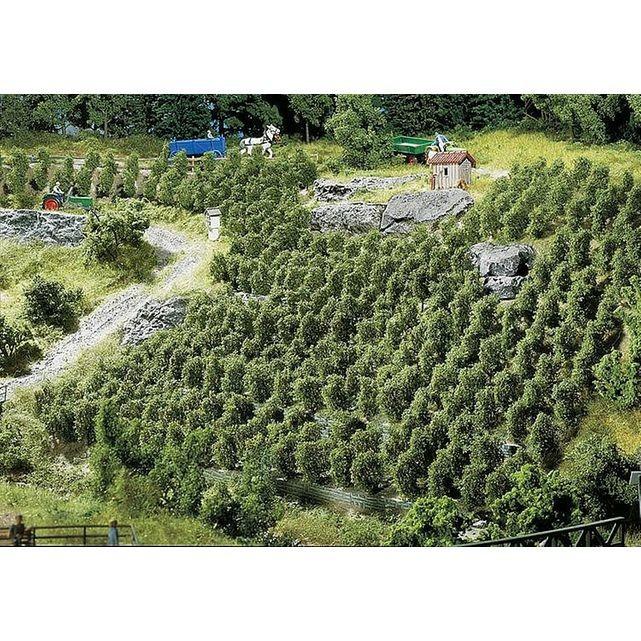 PLAY TRAIN FALLER Modélisme : Végétation : 36 pieds de vigne | La