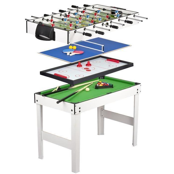 de table et ping pong Achat / Vente table multi jeux