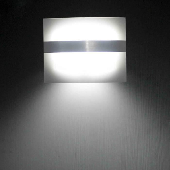 Applique Murale LED Sans Fil Détecteur de mouvement