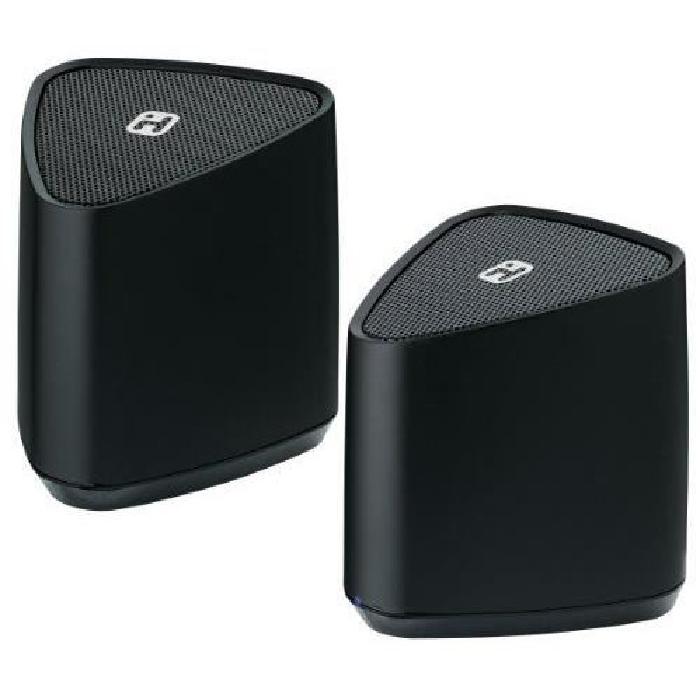 SDI iBT88BE iHome Enceintes portables Bluetooth Noir enceintes