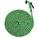 Super Solide/Tuyau d'arrosage extensible/Tuyau d'arrosage Jardin Vert