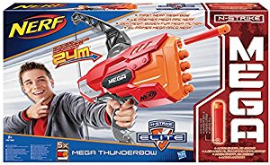 Nerf A8768eu40 Jeu de Plein Air Mega Elite Arc