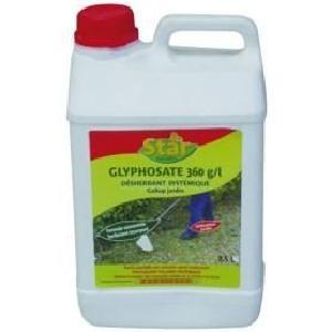 Désherbant Glyphosate 2.5 L Achat / Vente désherbant herbicide